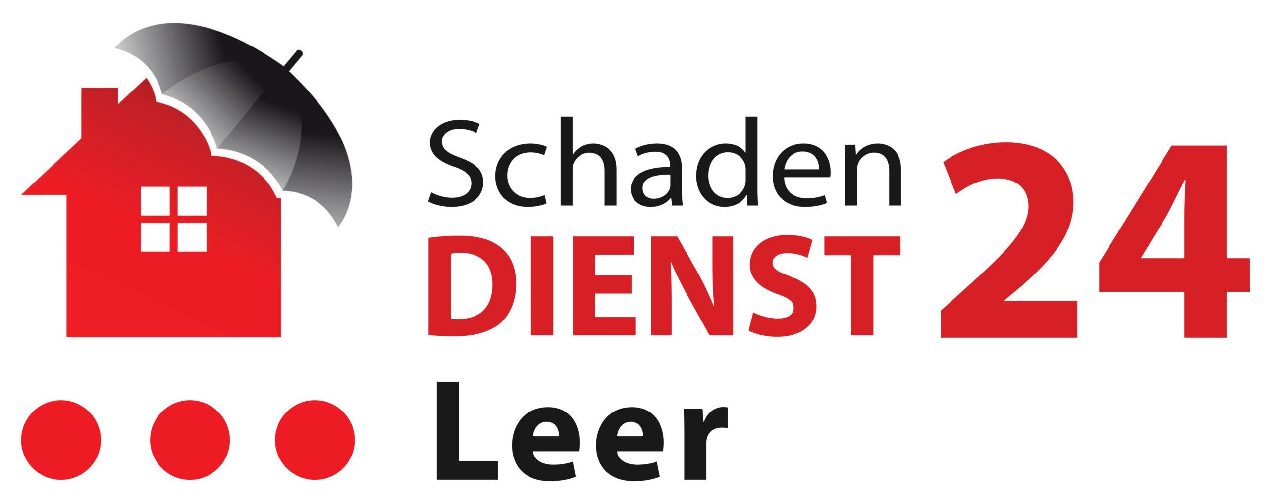 SchadenDIENST24 Leer Logo